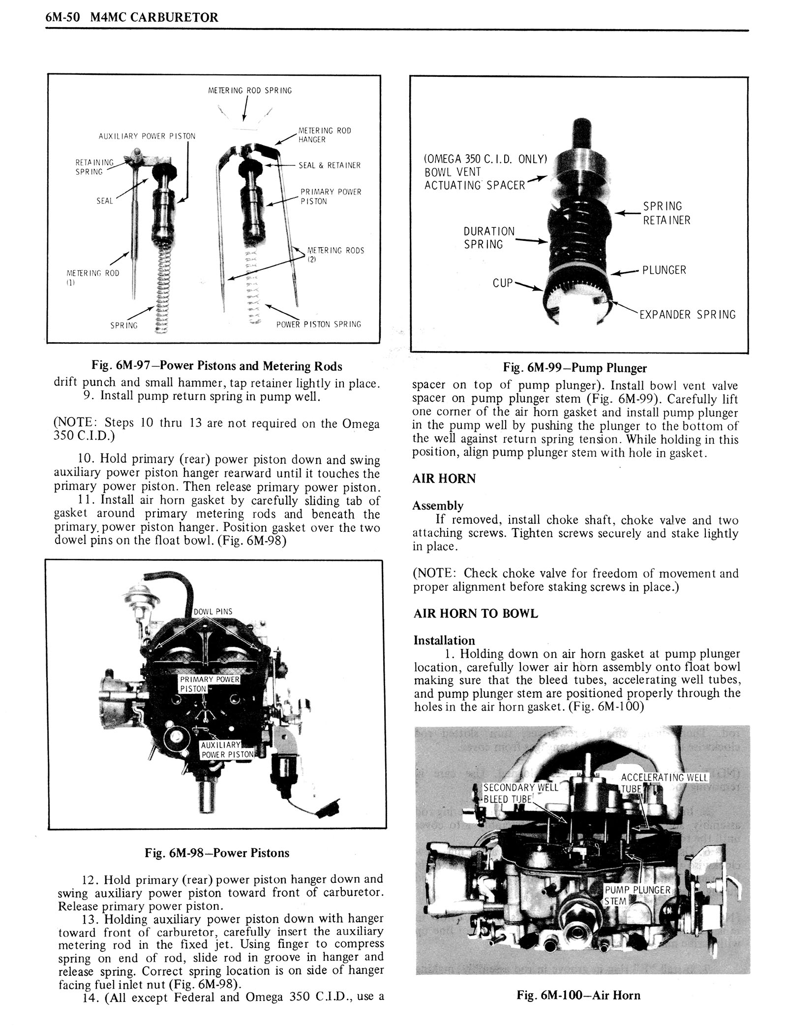 1976 Oldsmobile Service Manual page 604 of 1390