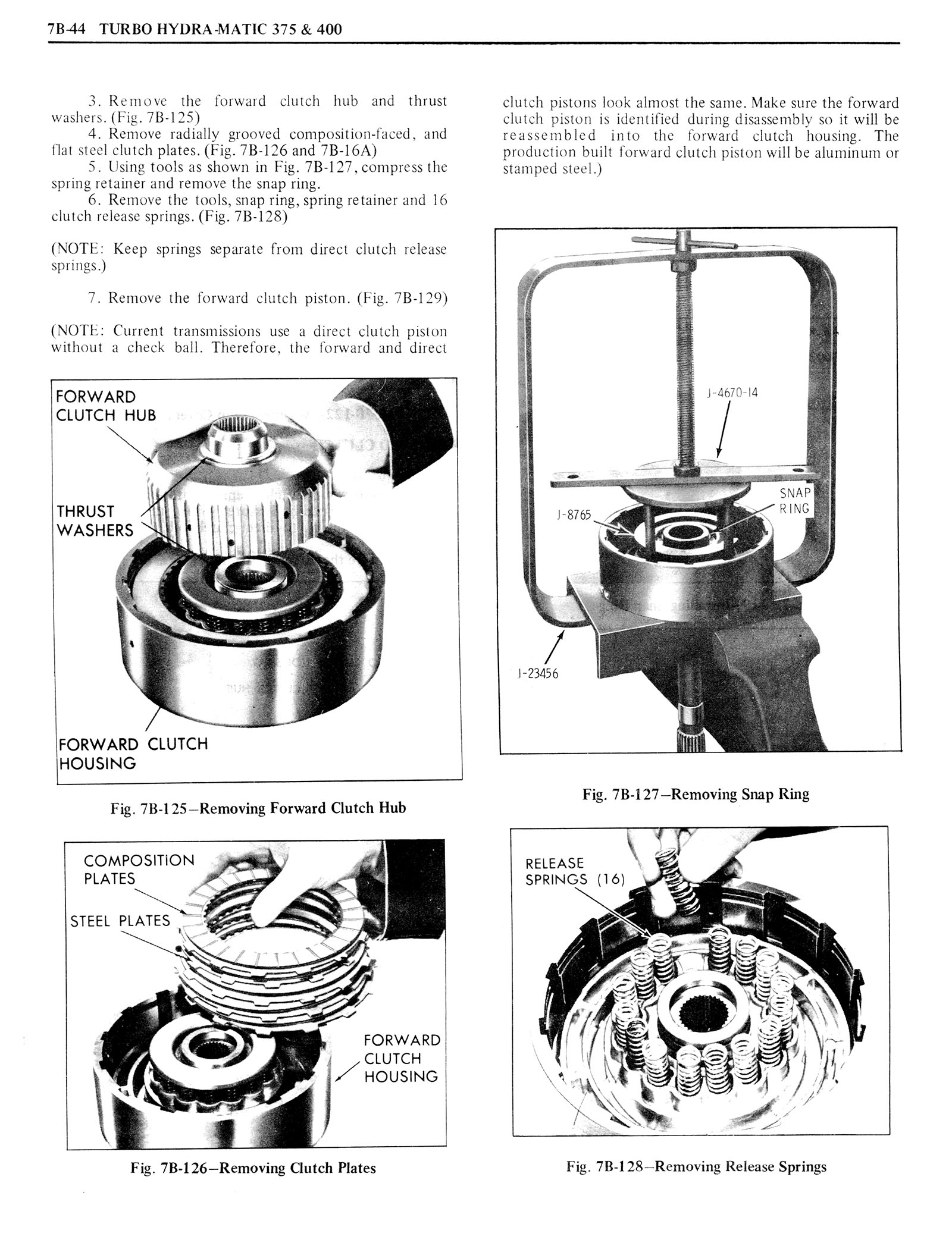 1976 Oldsmobile Service Manual page 776 of 1390