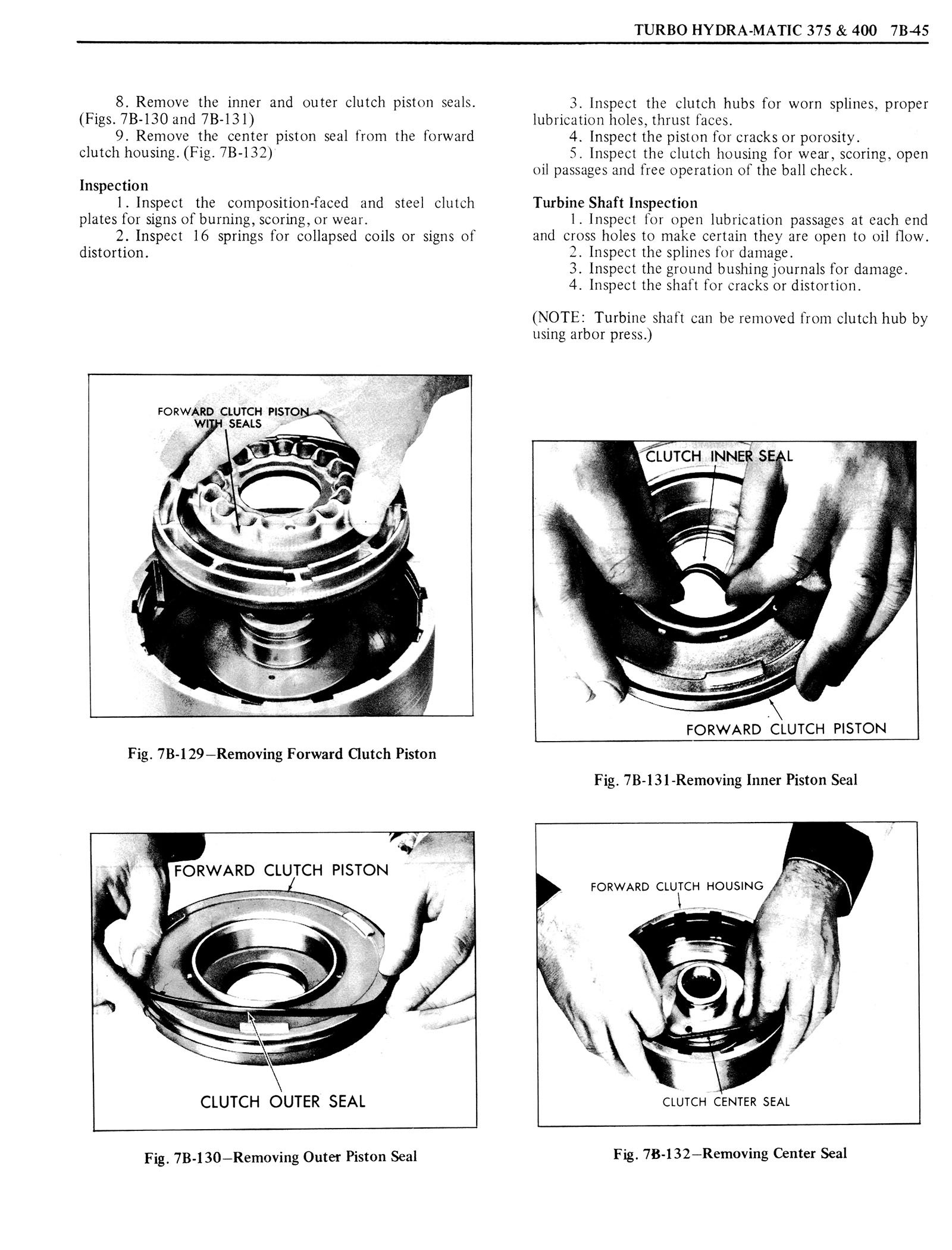 1976 Oldsmobile Service Manual page 777 of 1390