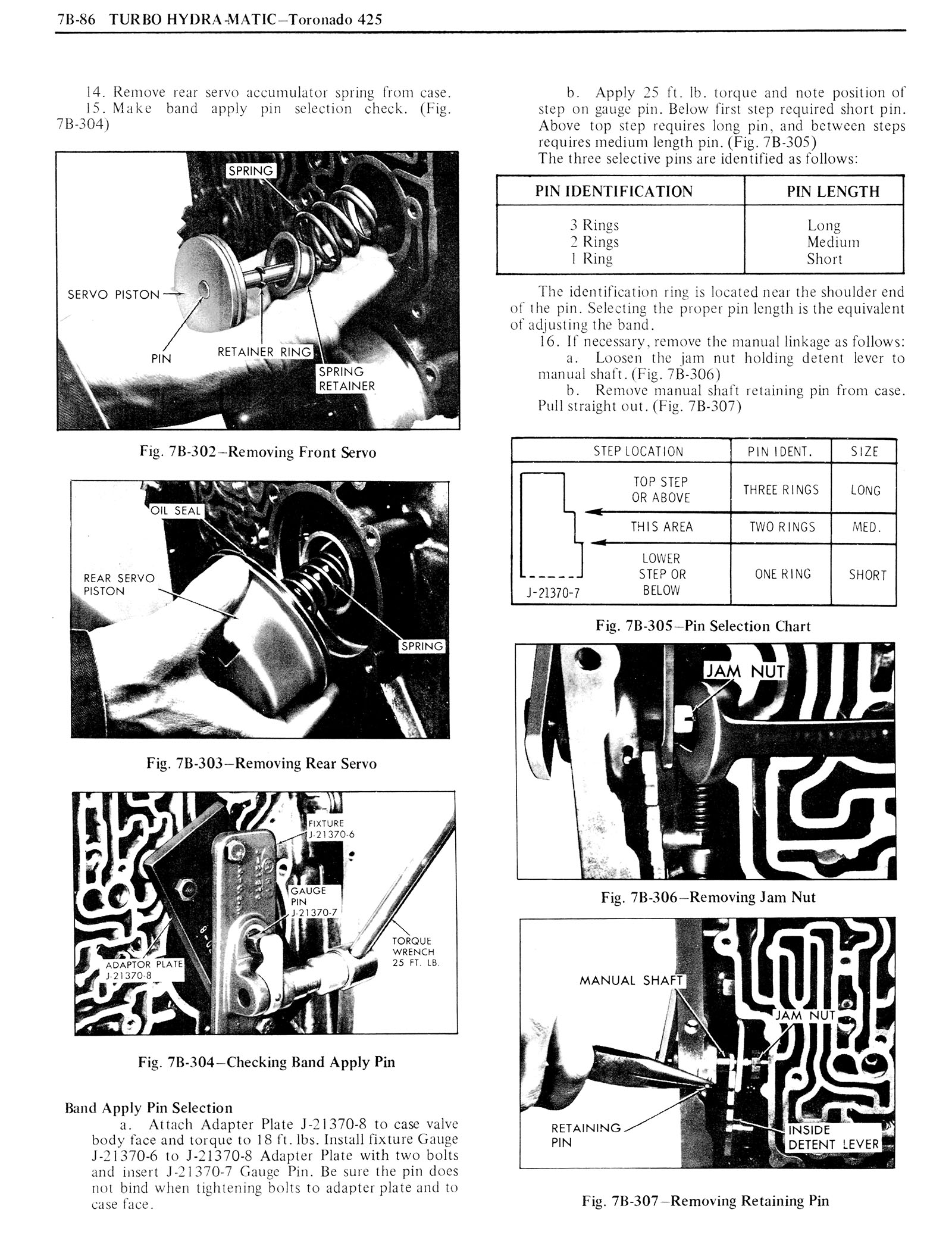 1976 Oldsmobile Service Manual page 818 of 1390