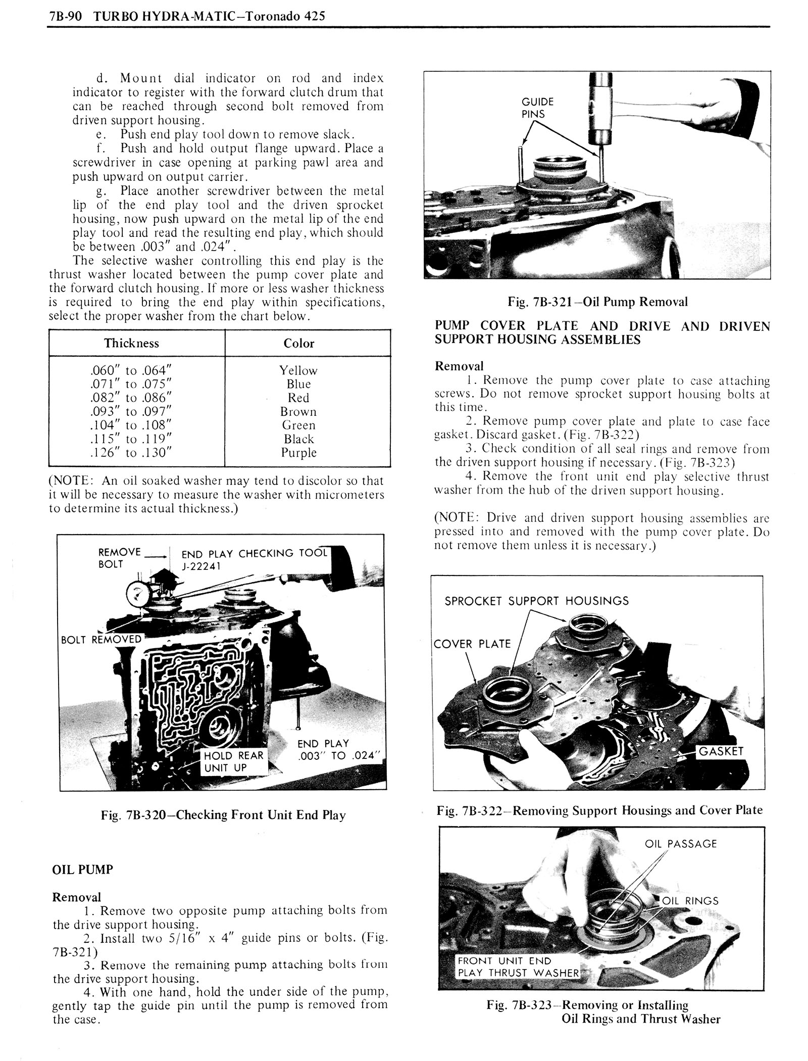 1976 Oldsmobile Service Manual page 822 of 1390