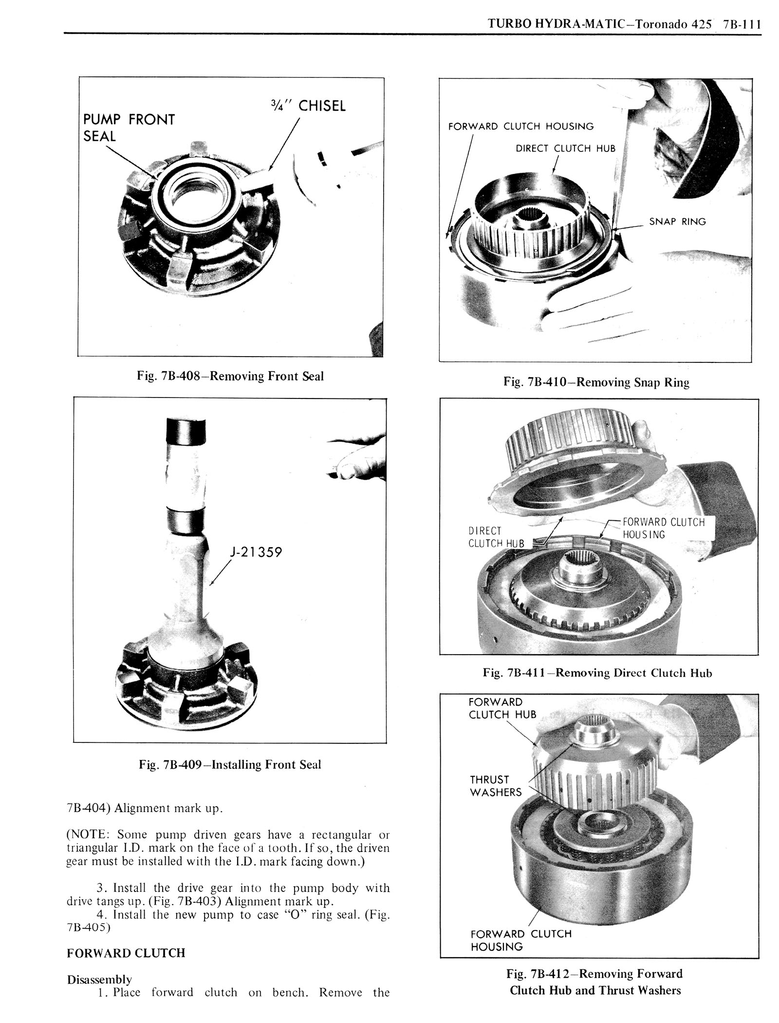 1976 Oldsmobile Service Manual page 843 of 1390
