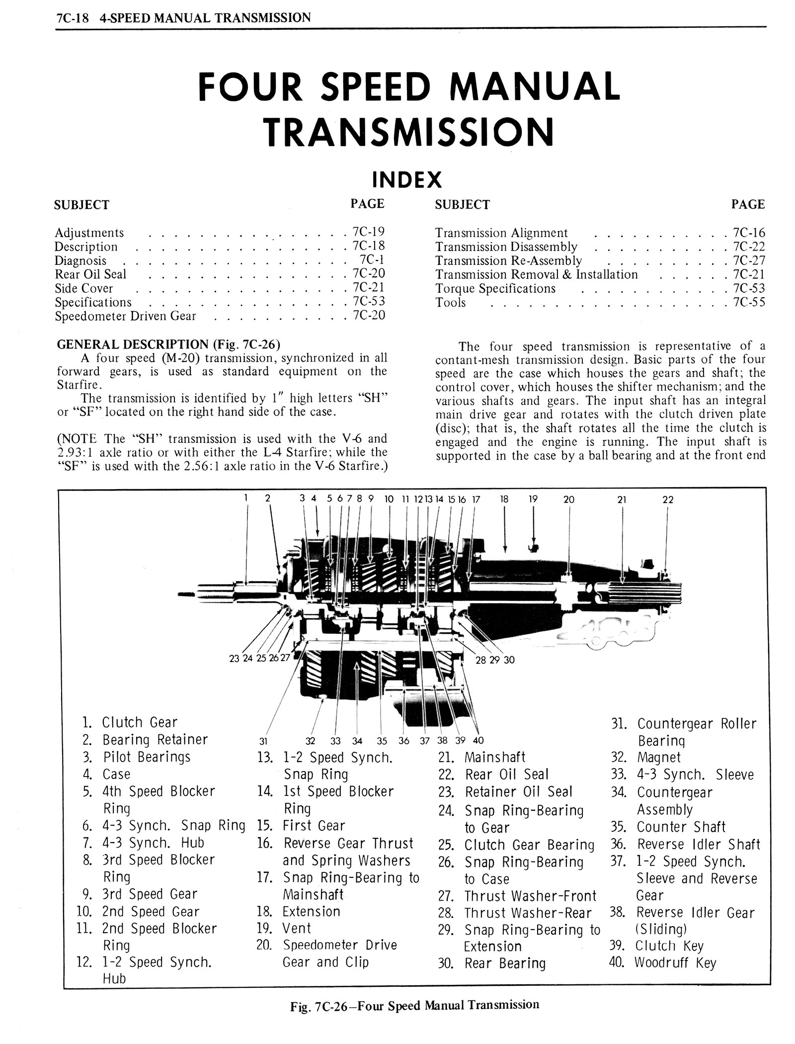 1976 Oldsmobile Service Manual page 890 of 1390