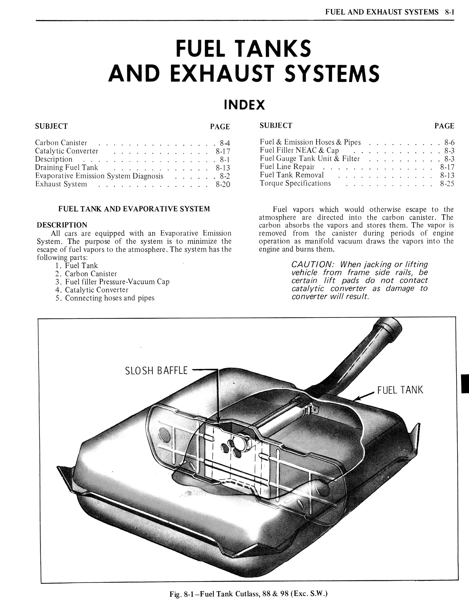 1976 Oldsmobile Service Manual page 929 of 1390