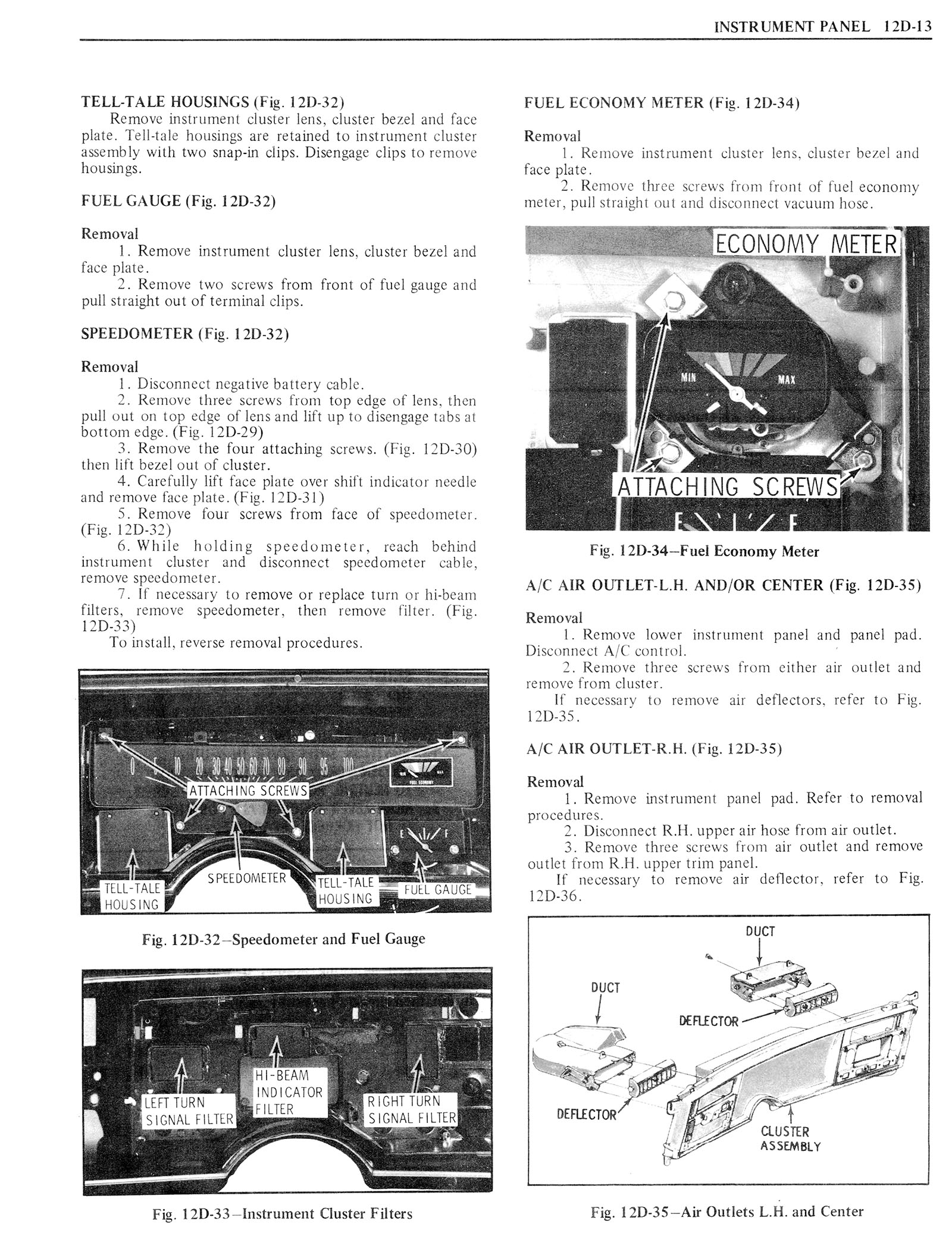 1976 Oldsmobile Service Manual page 1277 of 1390