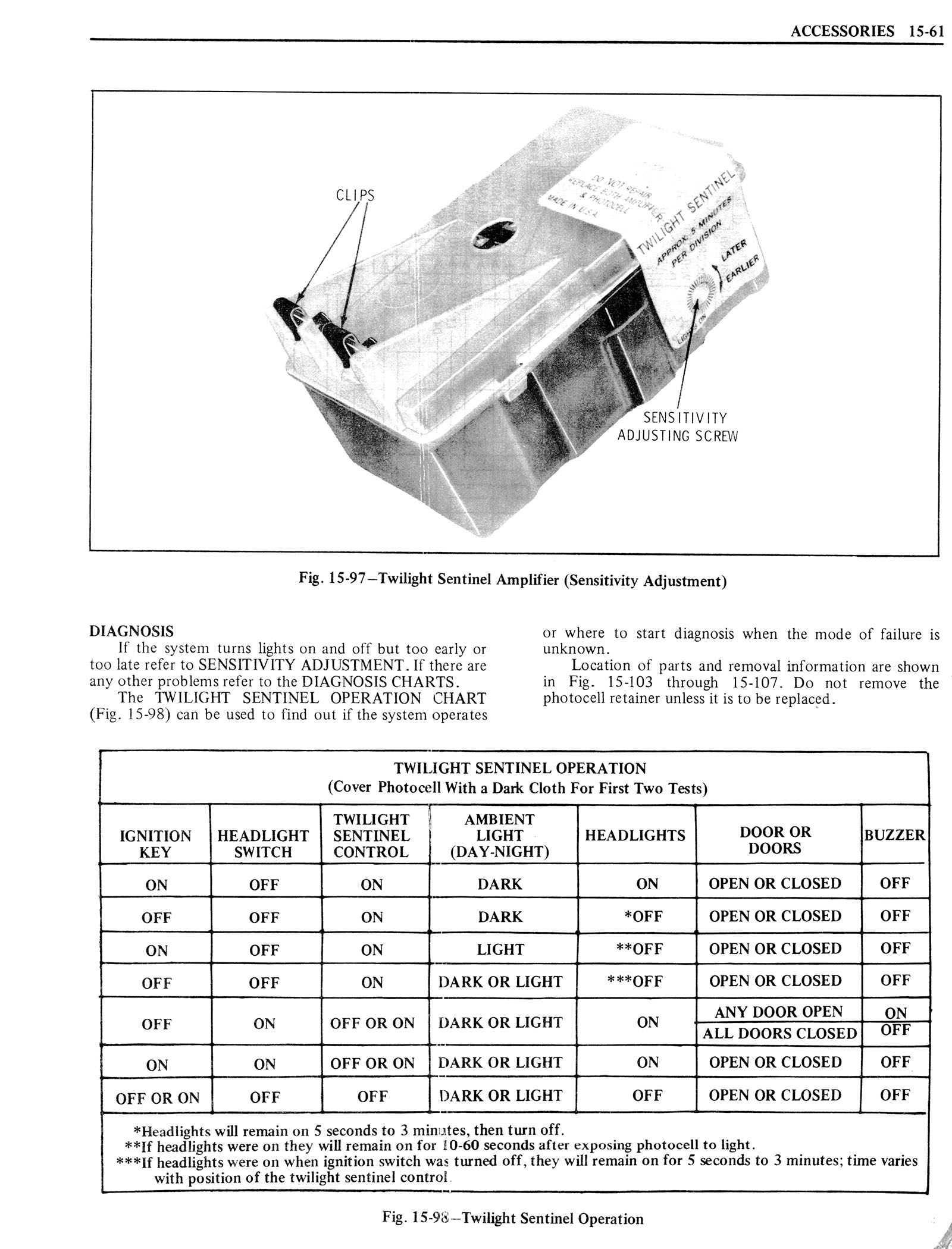 1976 Oldsmobile Service Manual page 1363 of 1390