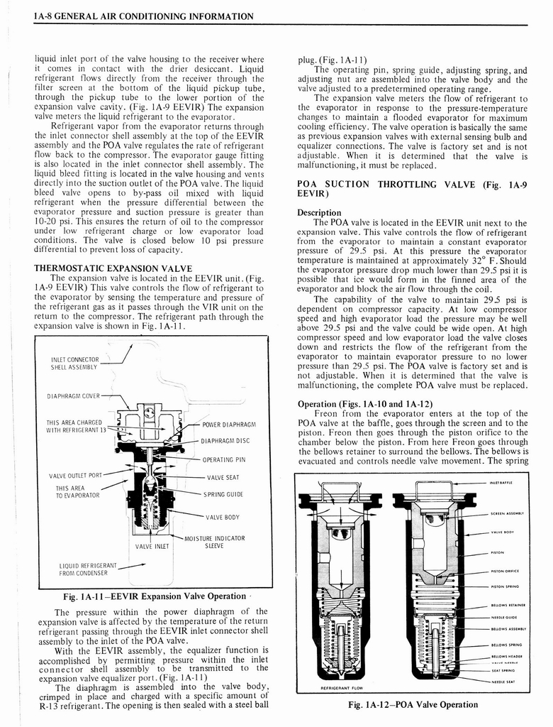 1976 Oldsmobile Service Manual page 50 of 1390
