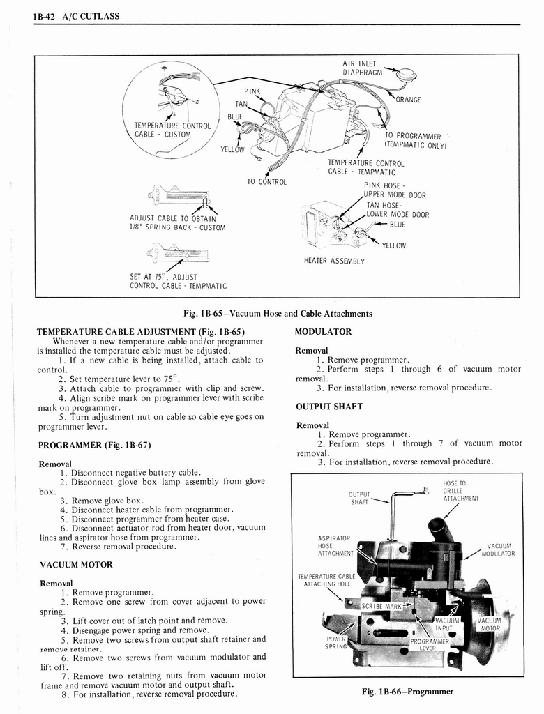 1976 Oldsmobile Service Manual page 140 of 1390