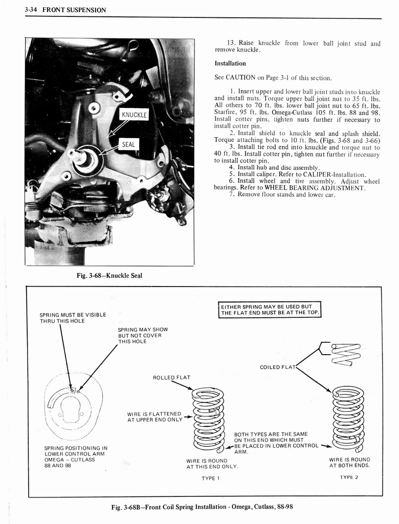 1976 Oldsmobile Service Manual page 206 of 1390
