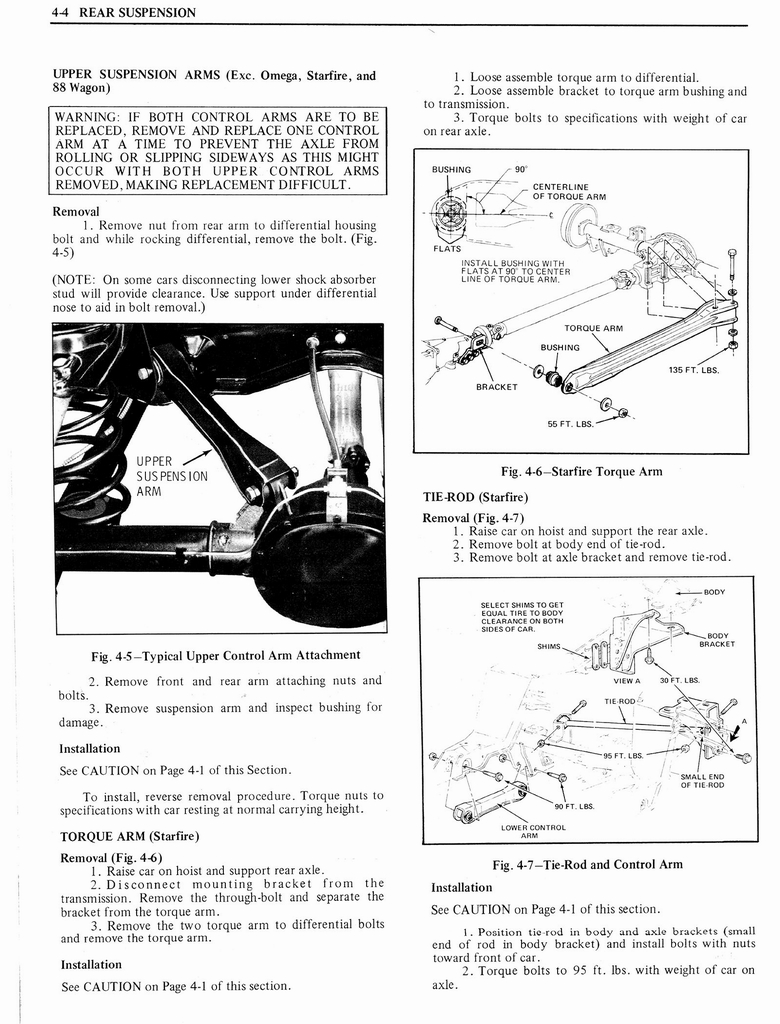 1976 Oldsmobile Service Manual page 260 of 1390