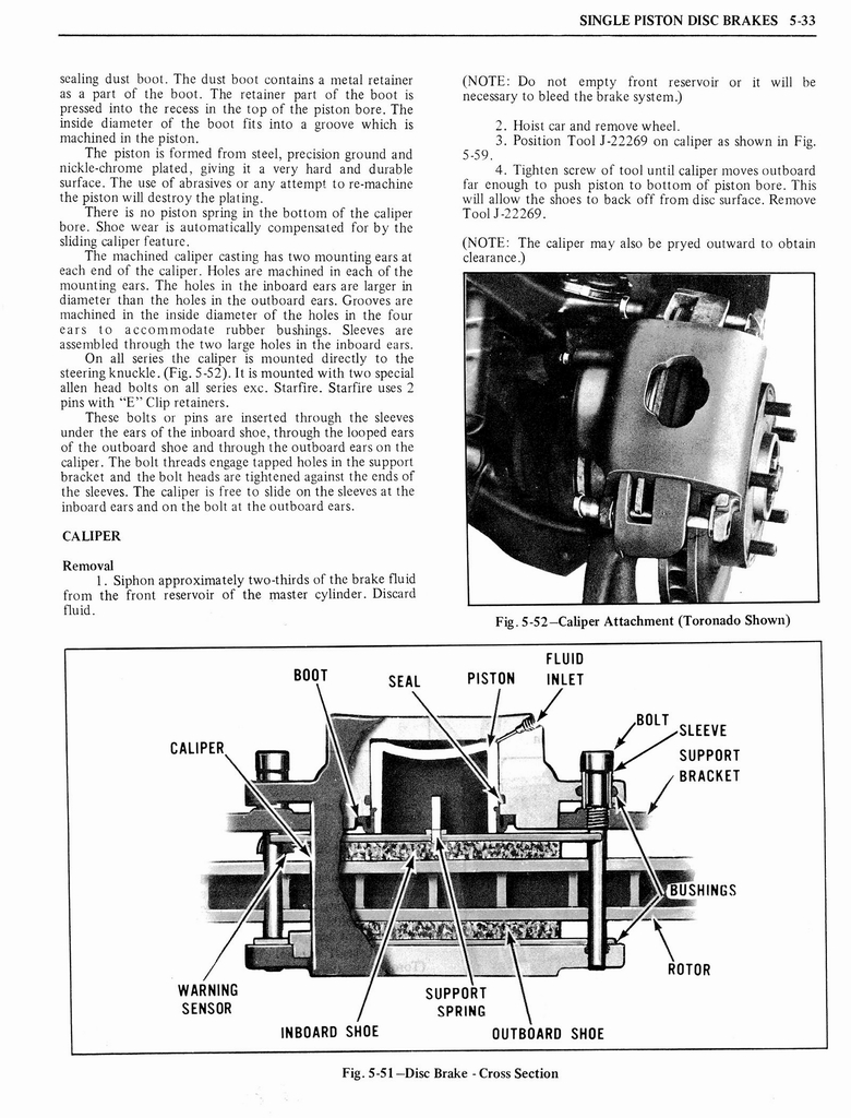 1976 Oldsmobile Service Manual page 365 of 1390