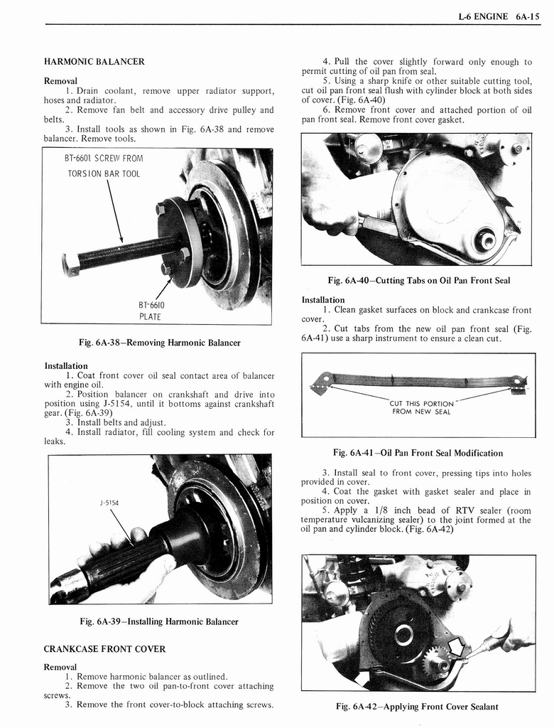 1976 Oldsmobile Service Manual page 402 of 1390