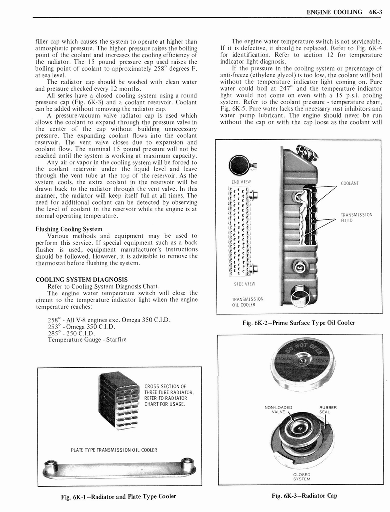 1976 Oldsmobile Service Manual page 547 of 1390