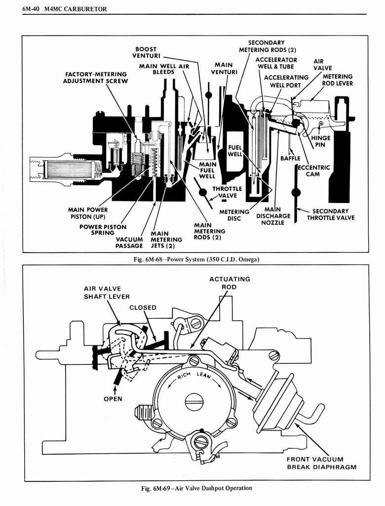 1976 Oldsmobile Service Manual page 594 of 1390