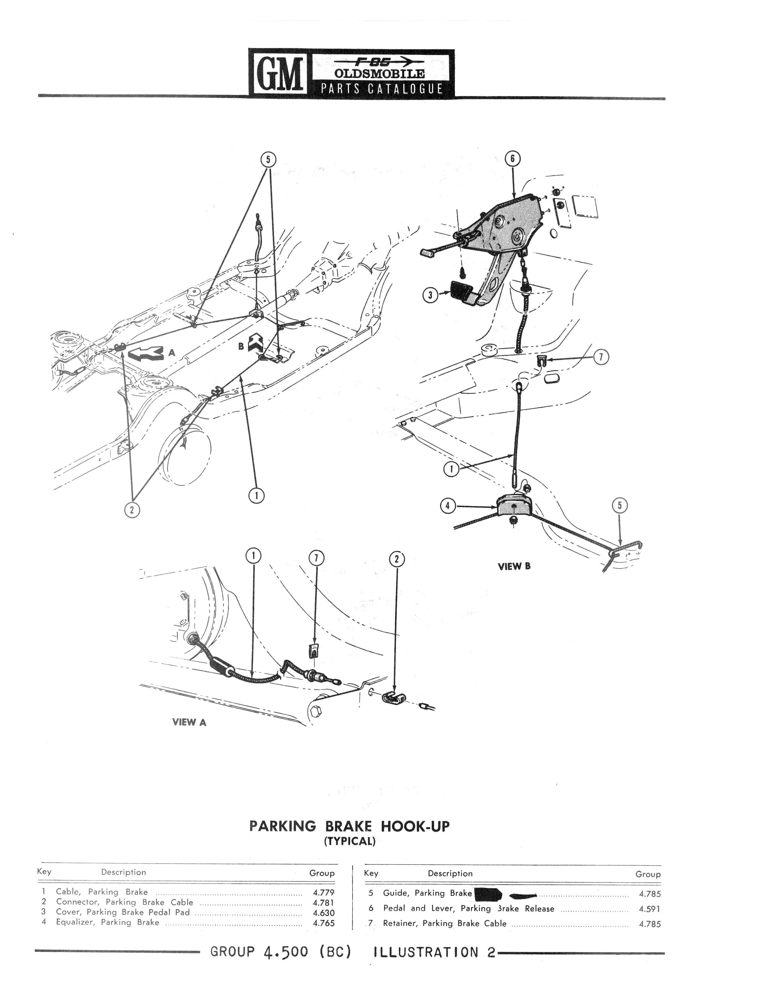 64-76 olds F-85 Cutlass Parts Manual / F85-Yellow0536.jpg