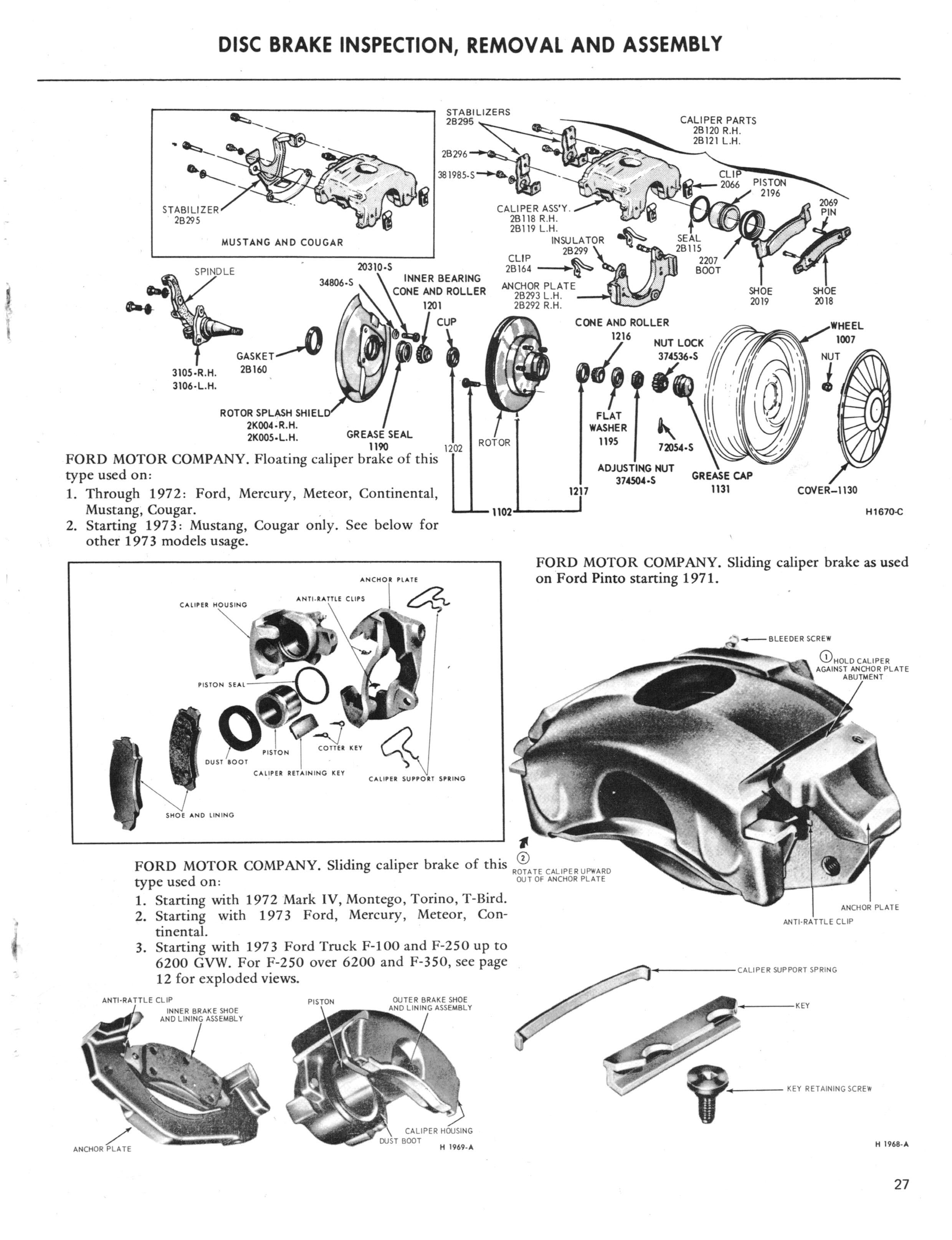 1974 Disc Brake Service Manual 29 of 56