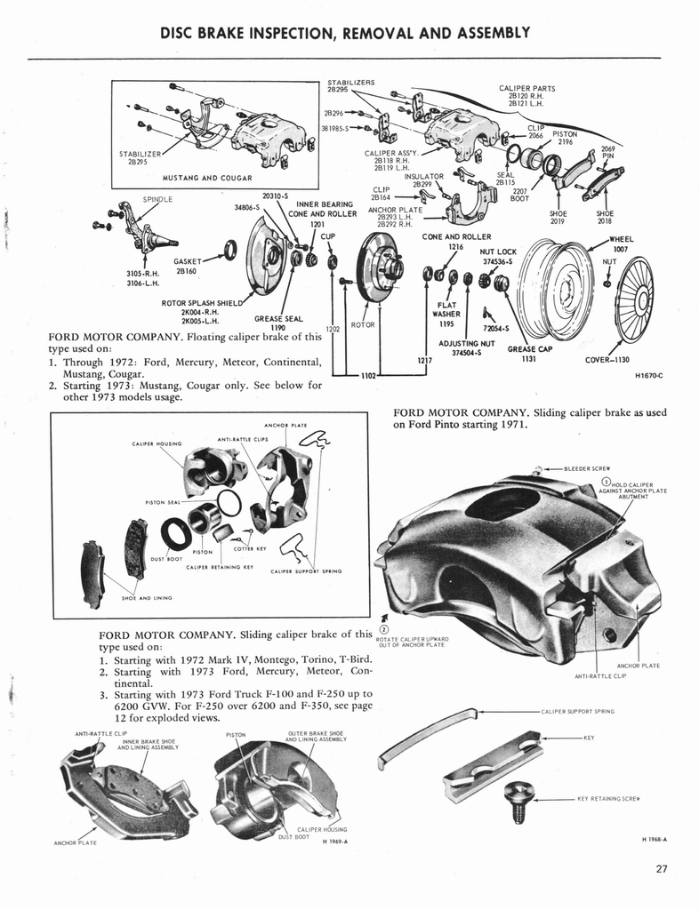 1974 Disc Brake Service Manual 29 of 56
