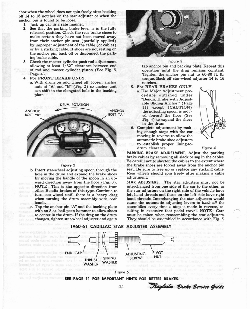 1940-1961 Brake Service Guide by Raybestos page 26 of 76