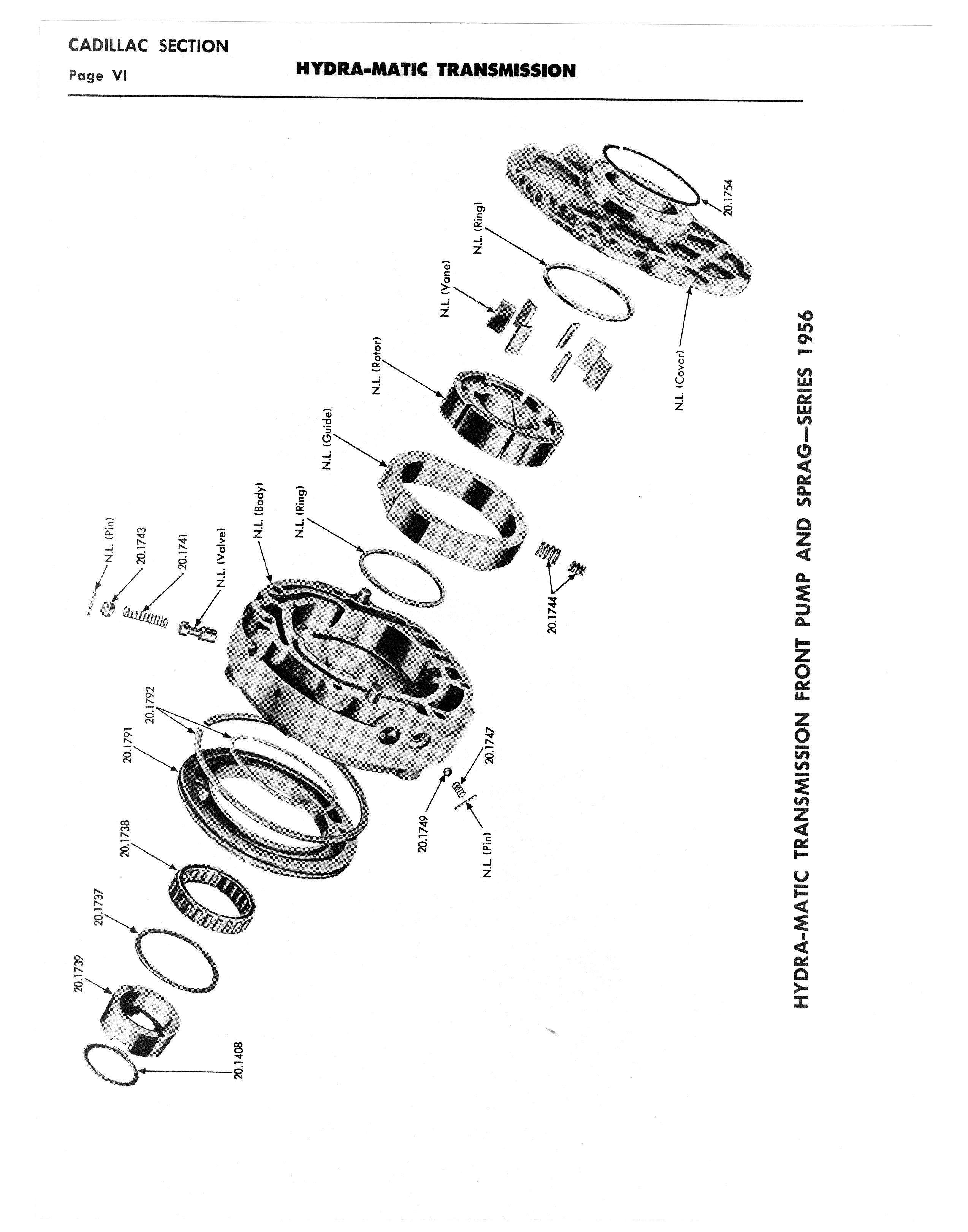 1956 Hydramatic Parts Catalog / 57HydramaticPartsCat0028.jpg