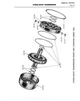 1956 GM Hydra-Matic Transmission Parts Catalog