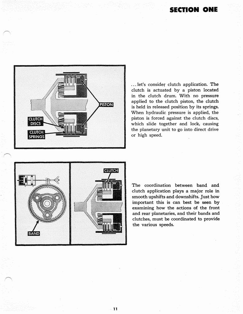 1947-1955 Hydramatic Transmission On-the-Car Adjustment