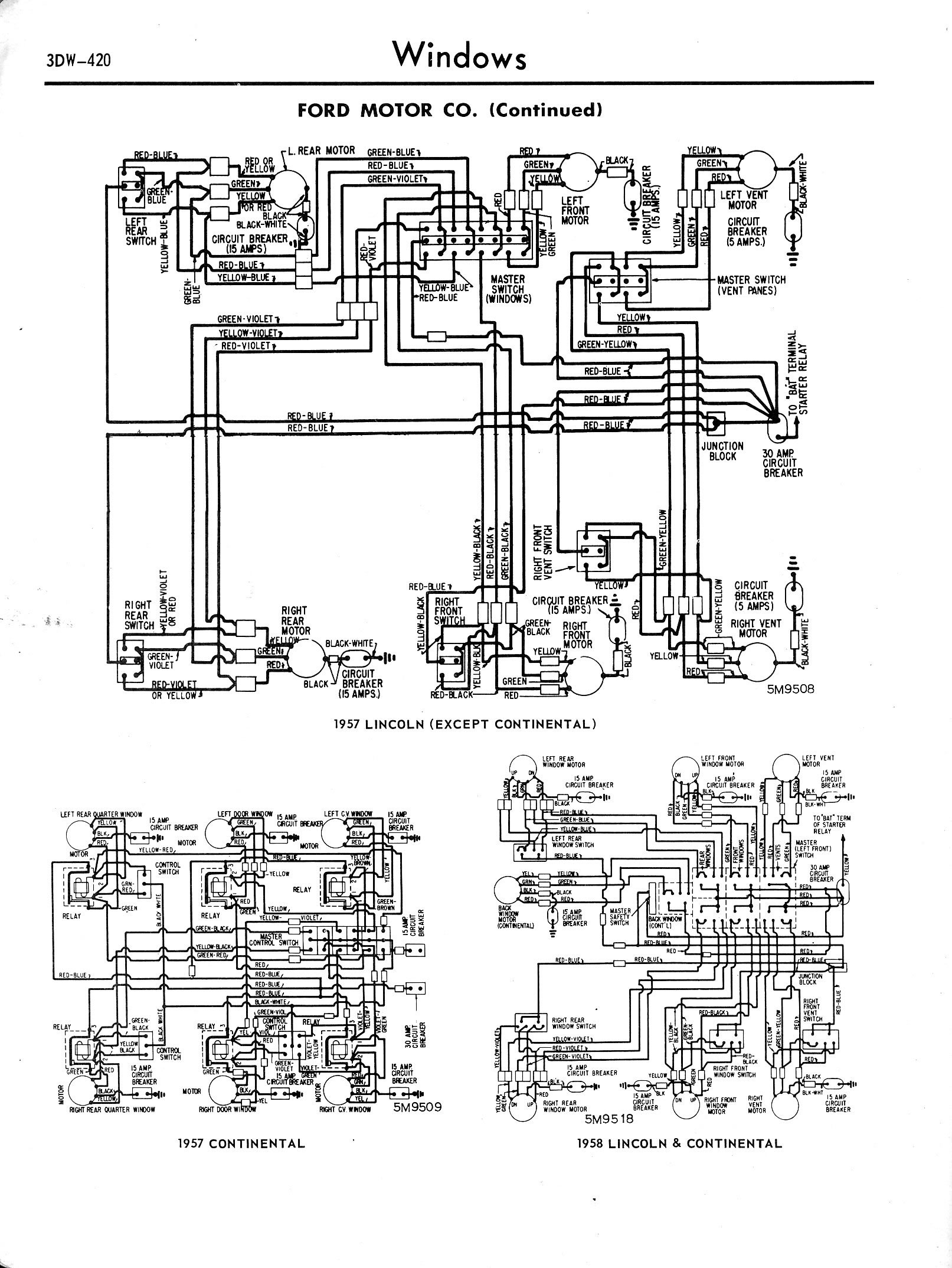 1957-1965 Accessory Wiring Diagrams / 3WD-420.jpg