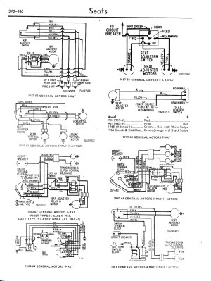 19571965 Accessory Wiring Diagrams  3WD436jpg