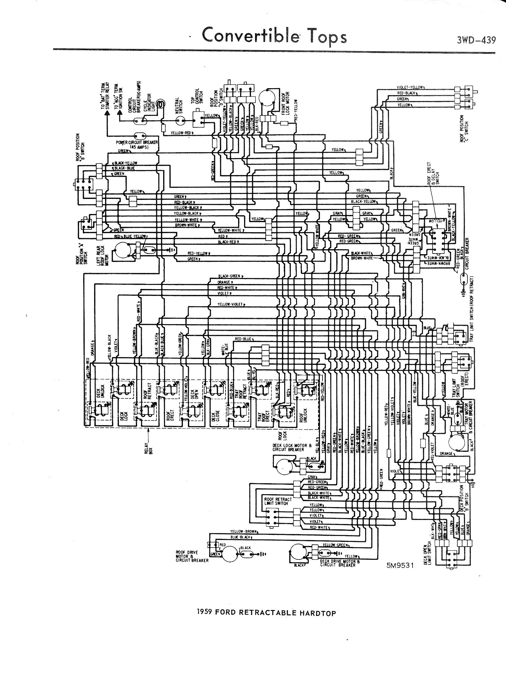 1957-1965 Accessory Wiring Diagrams / 3WD-439.jpg