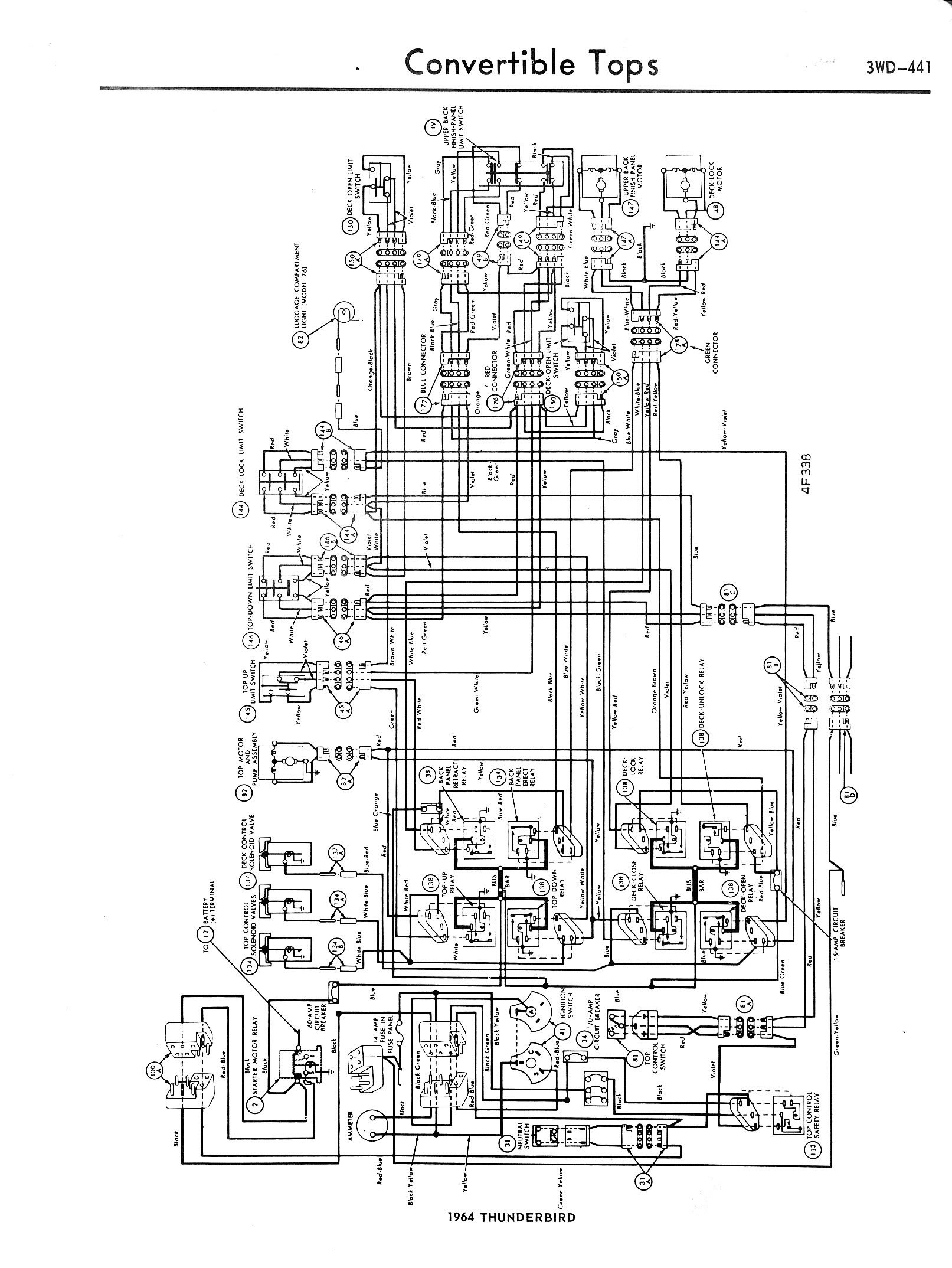 1957-1965 Accessory Wiring Diagrams / 3WD-441.jpg