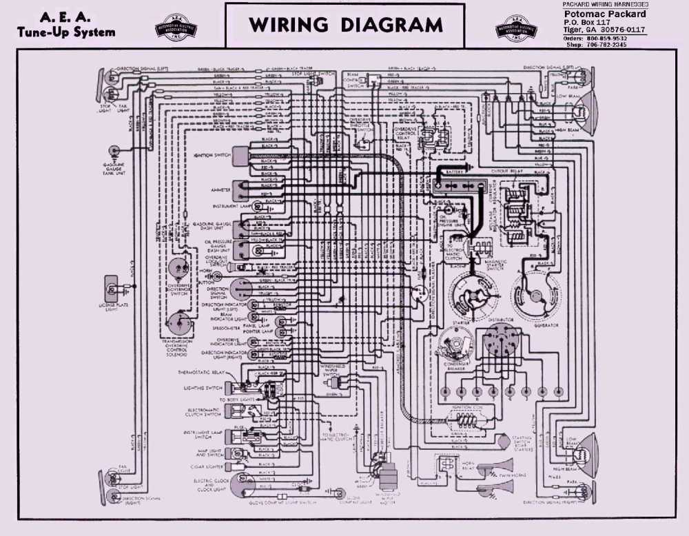 medium resolution of 1946 ford coupe dash wiring diagram wiring library1947 packard wiring diagram