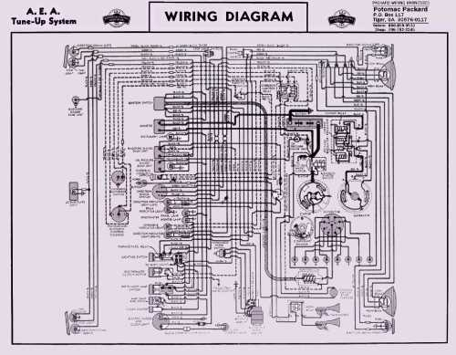 small resolution of 1946 ford coupe dash wiring diagram wiring library1947 packard wiring diagram