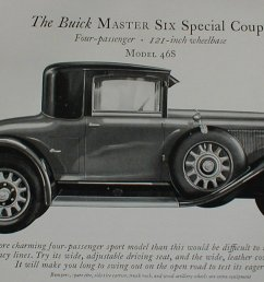 1929 buick model 46s special coupe [ 1177 x 721 Pixel ]
