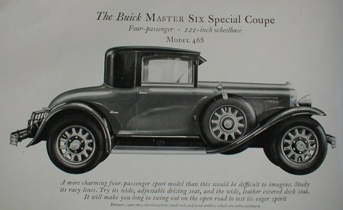 small resolution of 1929 buick model 46s special coupe