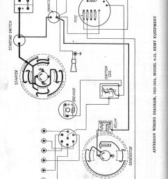 early 1920 s apperson and buick wiring diagrams the old car manual wiring diagrams of 1921 buick model 6 21 delco equipment [ 1356 x 2268 Pixel ]