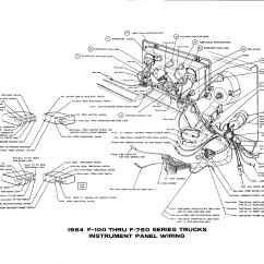 1989 Ford F250 Wiring Diagram Honeywell Vc7931 Actuator Instument Panel F 250 Get Free