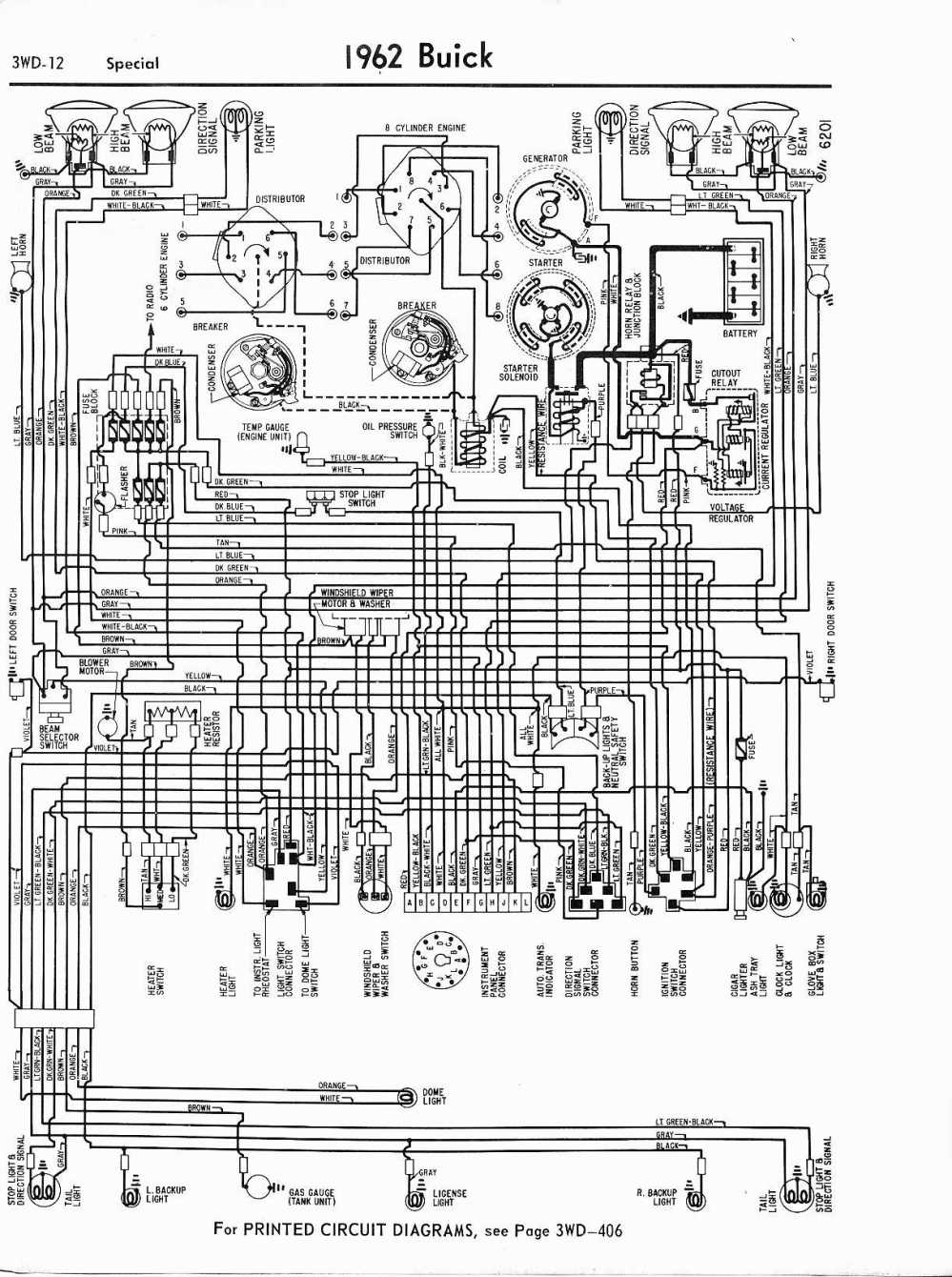 medium resolution of buick wiring diagrams 1957 1965 arctic cat wildcat wiring diagram 1962 lesabre wildcat