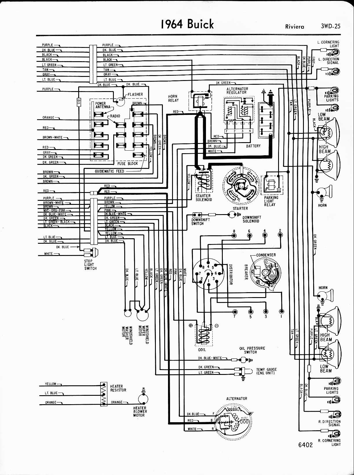 65 buick wiring diagram wiring diagram 1965 buick riviera wiring harness diagram car dodge charger wiring buick riviera #5