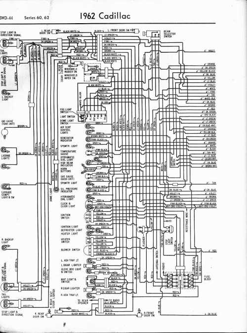 small resolution of 1962 cadillac wiring diagram wiring diagram technic 1962 cadillac 390 engine diagram
