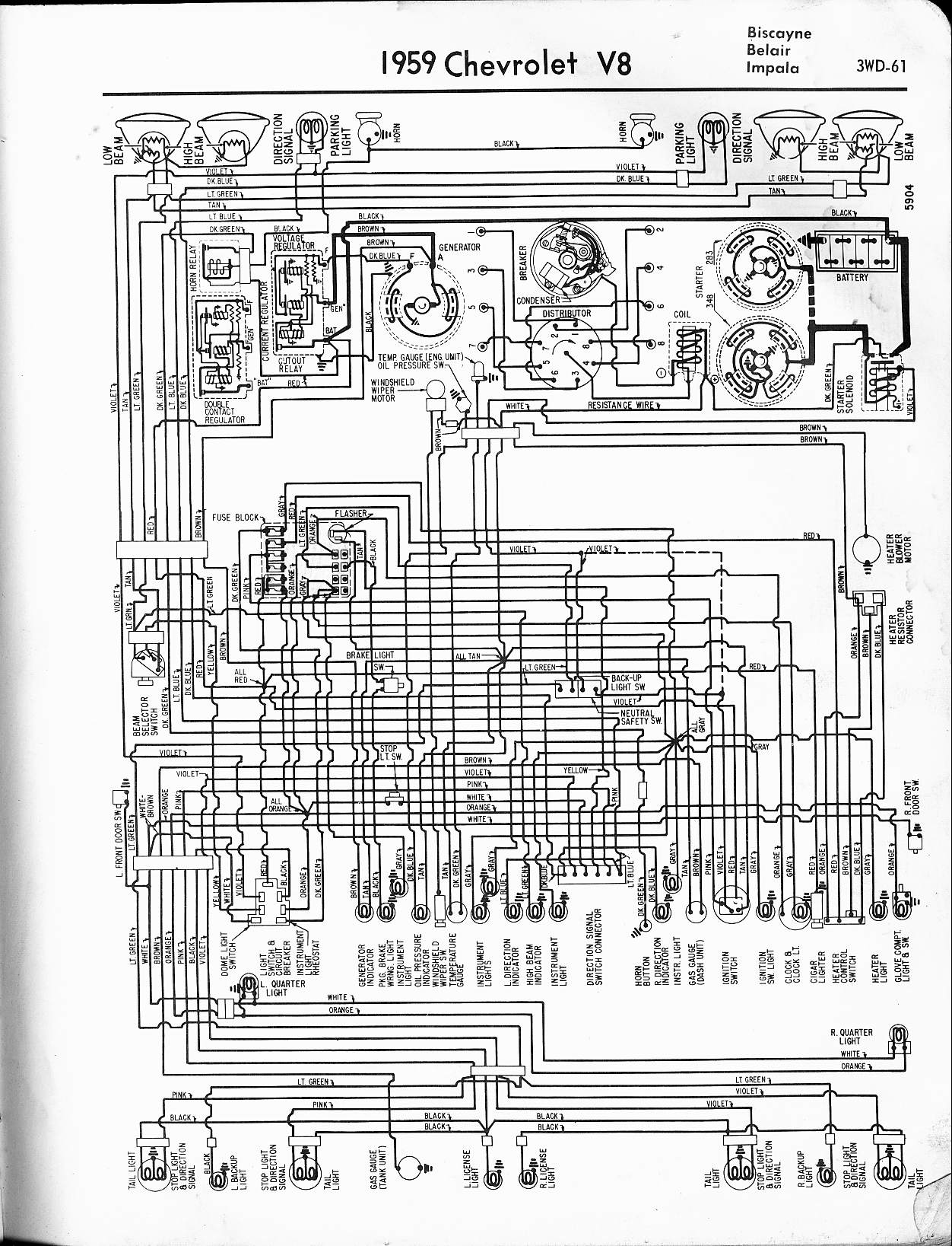 hight resolution of 57 65 chevy wiring diagrams 1958 chevrolet truck wiring  diagram 1958 chevy truck