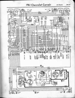 Need a 61 wiring schematic