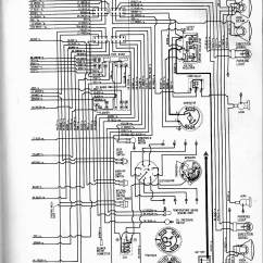 1964 Chevrolet Truck Wiring Diagrams Air Conditioning Capacitor Diagram Chevy Impala 283 Buick Skylark