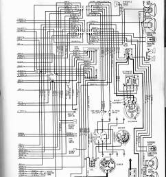57 65 chevy wiring diagrams mix 1963 v8 biscayne belair impala right [ 1252 x 1637 Pixel ]