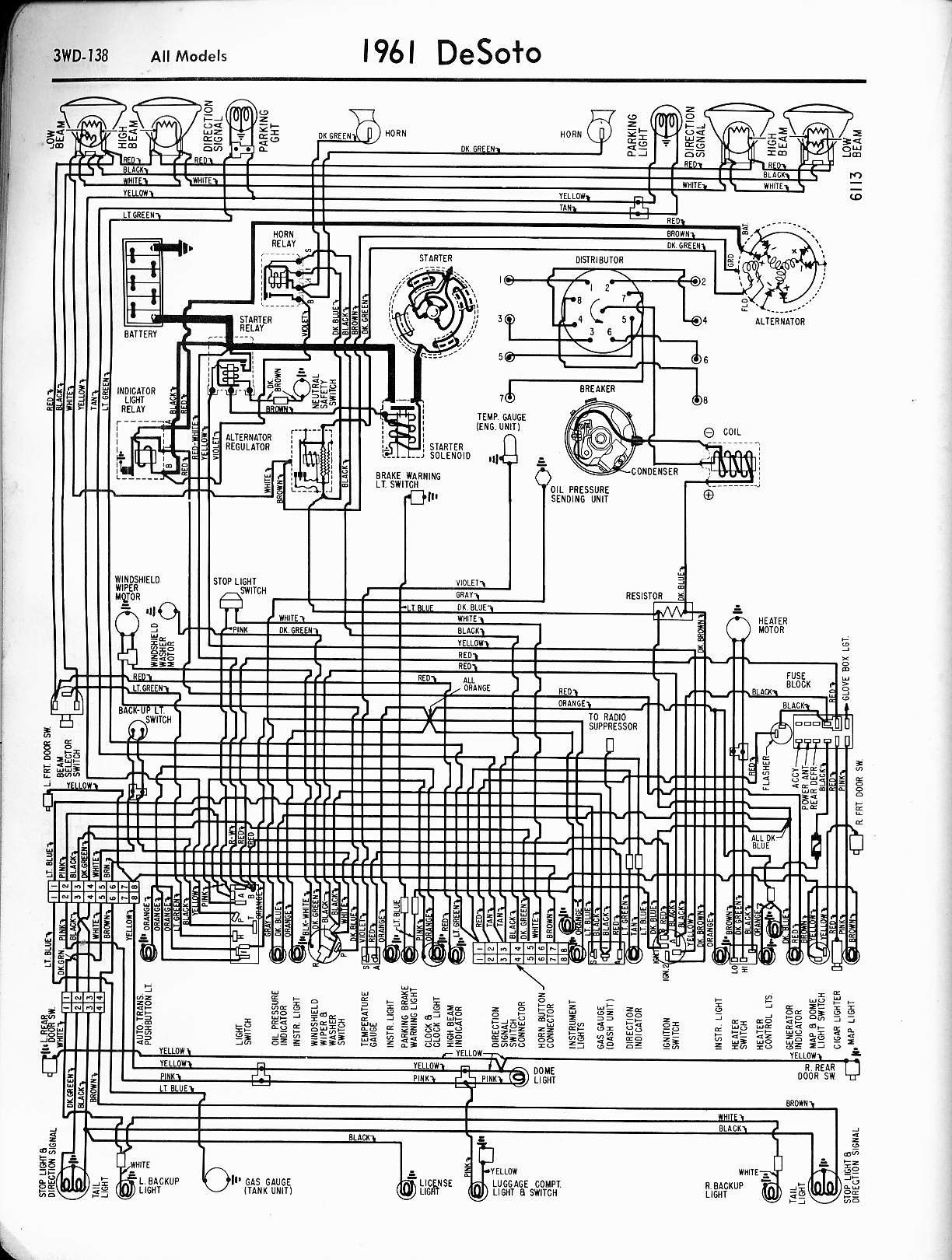 hight resolution of de soto wiring diagrams 1957 1965 1959 desoto wiring diagram