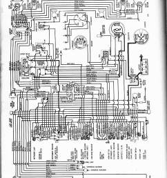 57 65 ford wiring diagrams1957 6 cyl all models [ 1251 x 1637 Pixel ]