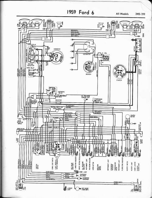 small resolution of 57 65 ford wiring diagrams 2008 ford f 250 wiring diagram 1956 ford headlight wiring diagram auto