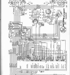 57 65 ford wiring diagrams rh oldcarmanualproject com 1955 ford fairlane wiring diagram ford pinto [ 1252 x 1637 Pixel ]