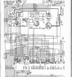 57 65 ford wiring diagrams rh oldcarmanualproject com 1970 ford mustang radio wiring diagram 1970 ford [ 1251 x 1637 Pixel ]