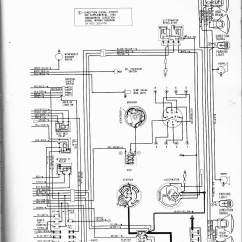 One Wire Alternator Wiring Diagram Ford 1966 Mustang Dash Light W External Regulator The H A M B
