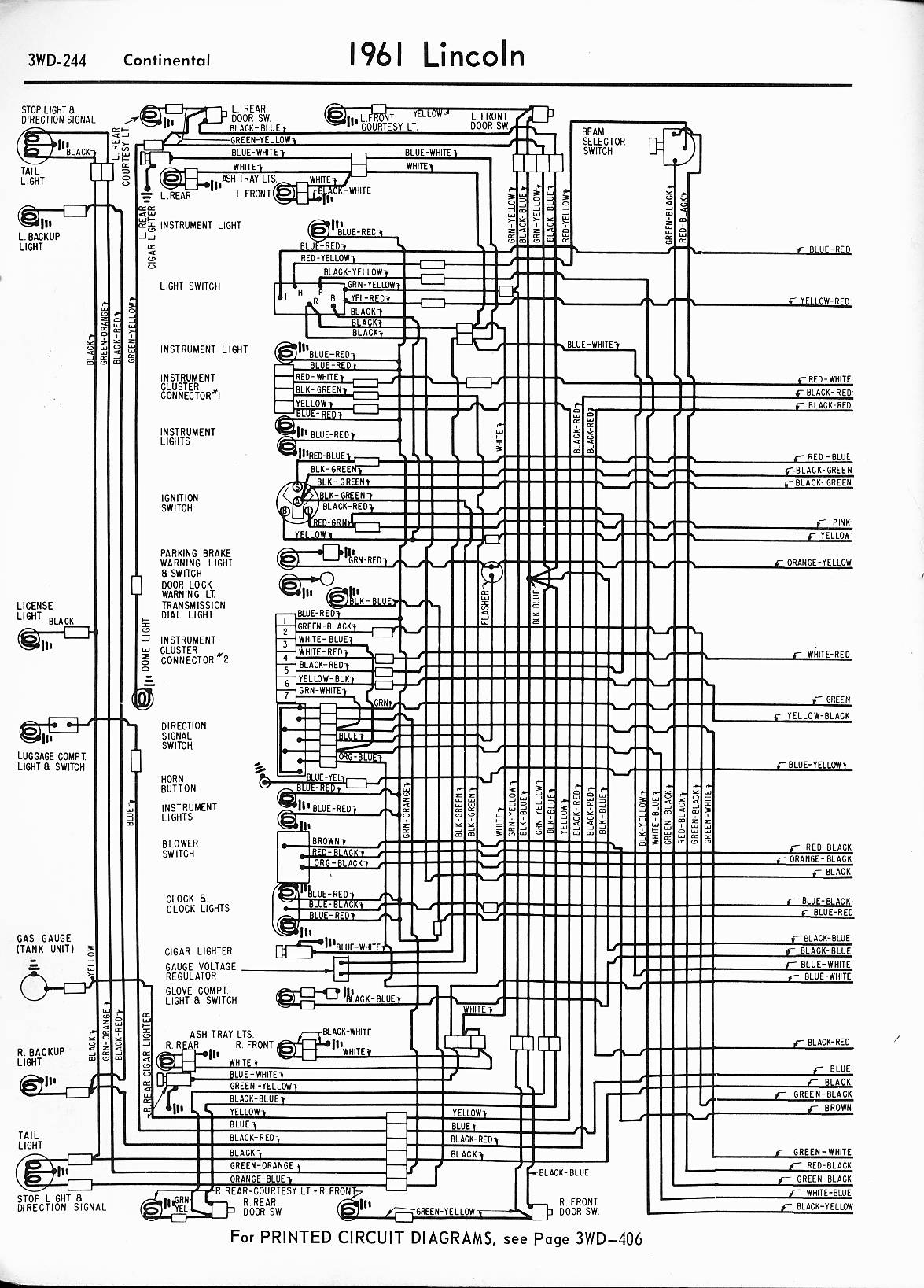 hight resolution of lincoln wiring diagrams 1957 1965 rh oldcarmanualproject com lincoln electric wiring diagrams 1996 lincoln continental wiring