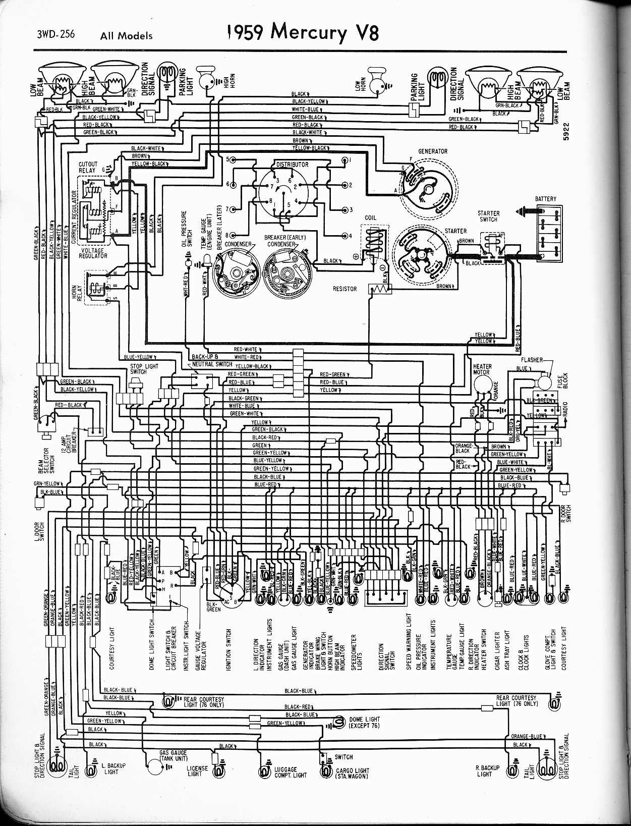 hight resolution of 1949 mercury wiring diagram 1949 free engine image for 1954 mercury ignition wiring diagram 1954 mercury ignition wiring diagram